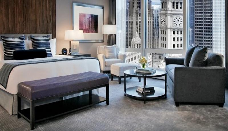 Типи та категорії номерів готелів фото