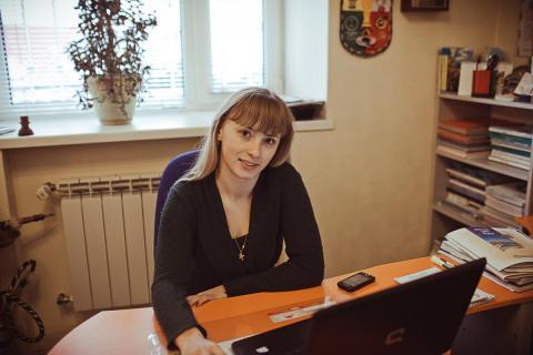 "Петрук Наталія Вікторівна - менеджер ""Клеопатра"""