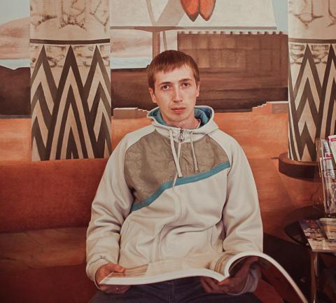 """Шах Андрій Андрійович - PR-менеджер """"Клеопатра"""""""