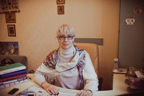 """Шах Світлана Василівна - директор """"Клеопатра"""""""