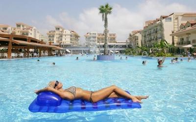 Найпопулярніші готелі Туреччини (курорт Сіде) фото