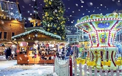 Кращі Різдвяних ярмарок Європи які ви повинні побачити фото