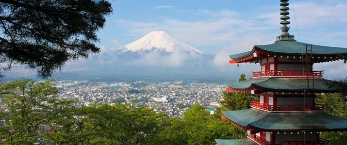Японія влітку що подивитися і чим зайнятися фото