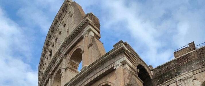 Найбільш популярний туристичний маршрут Риму фото