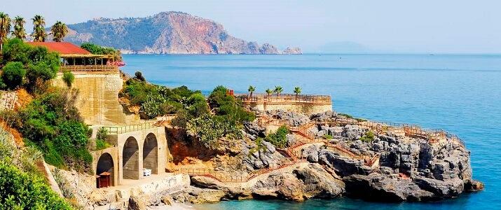 Найпопулярніші готелі Туреччини (курорт Аланія) фото