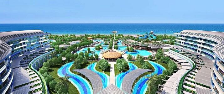 Найпопулярніші готелі Туреччини (курорт Белек) фото