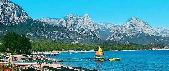 Найпопулярніші готелі Туреччини (курорт Кемер) фото